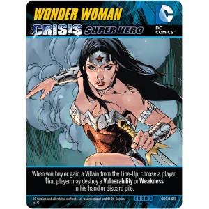 DC Comics DeckBuilding Game: Crisis Expansion Pack 1