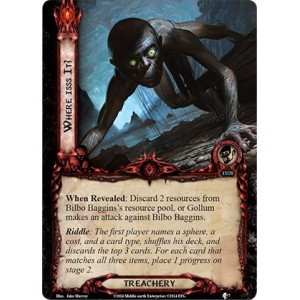 The Lord of the Rings LCG: Over Hill and Under Hill Nightmare Decks