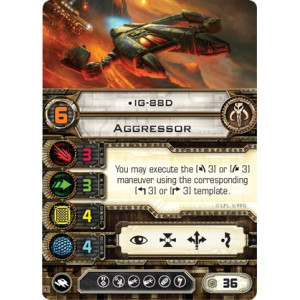 X-Wing: IG-2000 Expansion Pack