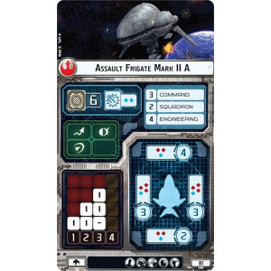 Star Wars Armada: Assault Frigate Mark II Expansion Pack