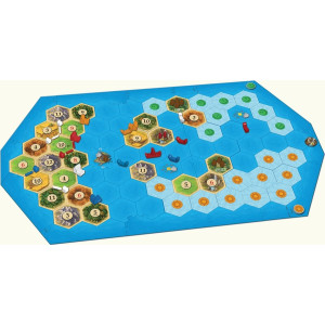 Catan: Explorers & Pirates Expansion 5th Edition