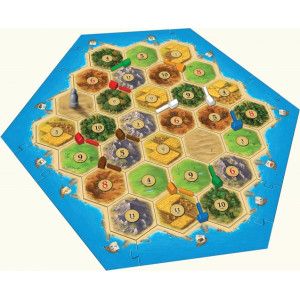 Catan: 5-6 Player Extension 5th Edition