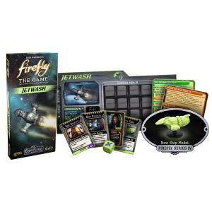 Firefly the Game: Jetwash Expansion