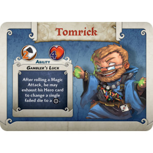 Arcadia Quest: Tomrick Expansion