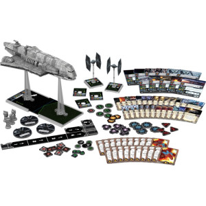 X-Wing: Imperial Assault Carrier Expansion Pack