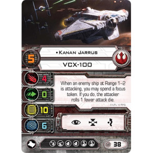X-Wing: Ghost Expansion Pack