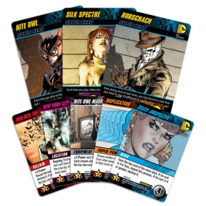 DC Comics DeckBuilding Game Crossover Pack 4: Watchmen