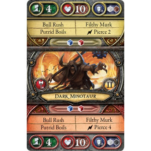 Descent Second Edition: Shards of Everdark Hero and Monster Collection