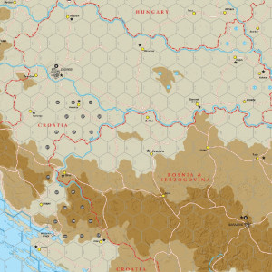 Strategy and Tactics 303: War Returns to Europe: Yugoslavia 1991