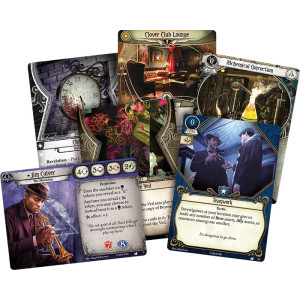 Arkham Horror LCG: The Dunwich Legacy Deluxe Expansion