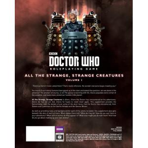 Doctor Who: All the Strange, Strange Creatures Part 1
