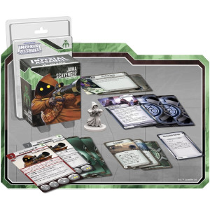 Star Wars Imperial Assault: Jawa Scavenger Villain Pack
