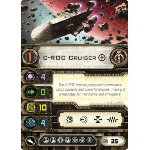 X-Wing: C-ROC Cruiser Expansion Pack