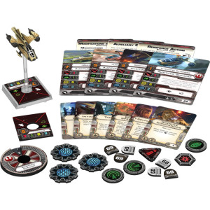 X-Wing: Auzituck Gunship Expansion Pack