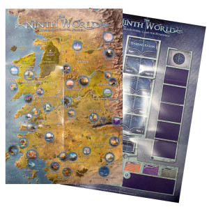The Ninth World: Play Map