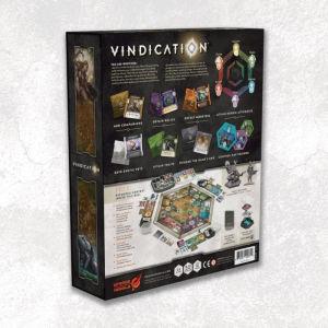 Vindication (w/ Upgrades)