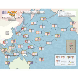 Pacific Tide: The United States versus Japan 1941-45