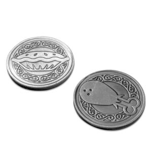 Heavy Metal Magic Food Token