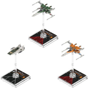 X-Wing Second Edition: Heralds of Hope Expansion Pack