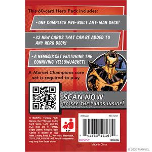 Marvel Champions: Ant-Man Hero Pack