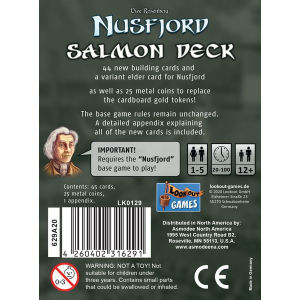 Nusfjord - Salmon Deck