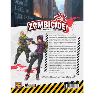 Zombicide: Chronicles RPG Core Book
