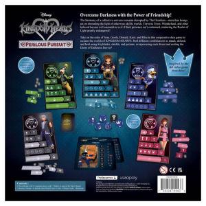 Disney Kingdom Hearts: Perilous Pursuit