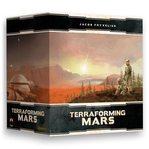 Terraforming Mars: Big Box - 3D Tiles Storage Box