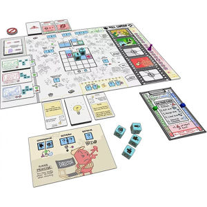 Roll Camera: The Filmmaking Board Game