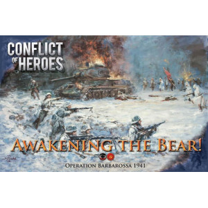 Conflict of Heroes: Awakening the Bear! 2nd Edition