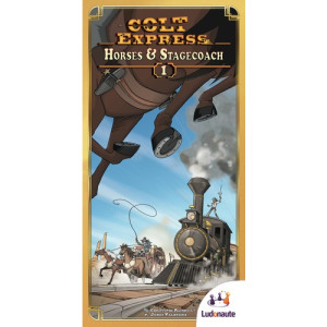 Colt Express: Horses & Stagecoach Expansion