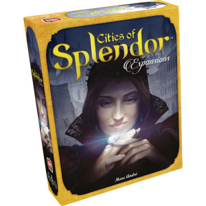 Splendor: Cities of Splendor Expansions