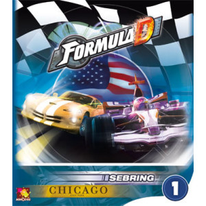 Formula D Expansion 1: Sebring/Chicago