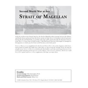 Second World War at Sea: Strait of Magellan Supplement