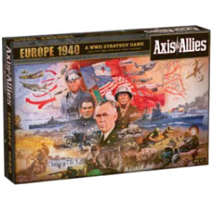 Axis and Allies: Europe 1940 Board Game