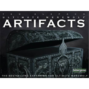 Ultimate Werewolf: Artifacts Expansion