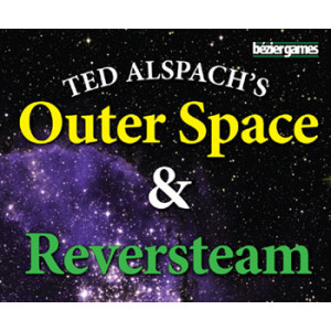 Steam/Age of Steam Expansion: Outer Space & Reversteam