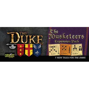 The Duke: Musketeers Expansion