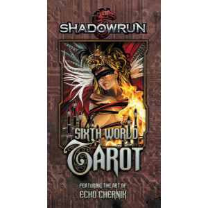 Shadowrun 5th Edition Sixth World Tarot Deluxe