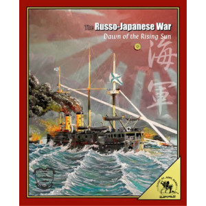 Dawn of the Rising Sun: The Russo-Japanese War Board Game