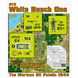 ATS White Beach One: Peleliu 1944