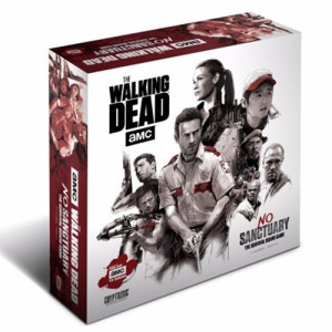 The Walking Dead: No Sanctuary - Deluxe Edition