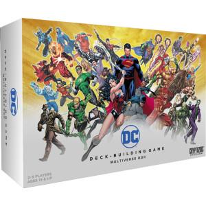 DC Comics Deckbuilding Game: Multiverse Box Expansion