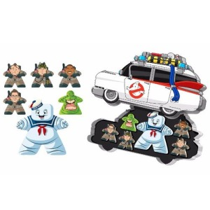 Mighty Meeples: Ghostbusters - ECTO-1 Collection Tin
