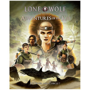 Lone Wolf Adventure Game: Adventures of the Kai Volume 1