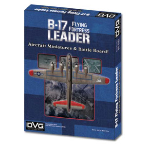 B-17 Flying Fortress Leader Miniatures