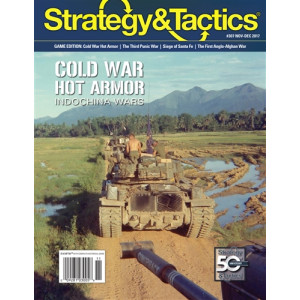 Strategy and Tactics 307: Cold War Hot Armor