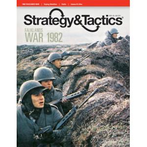Strategy and Tactics 269: Falklands Showdown