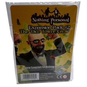 Dice Tower - Nothing Personal Promo Pack