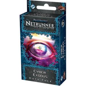 Android: Netrunner LCG Cyber Exodus Data Pack